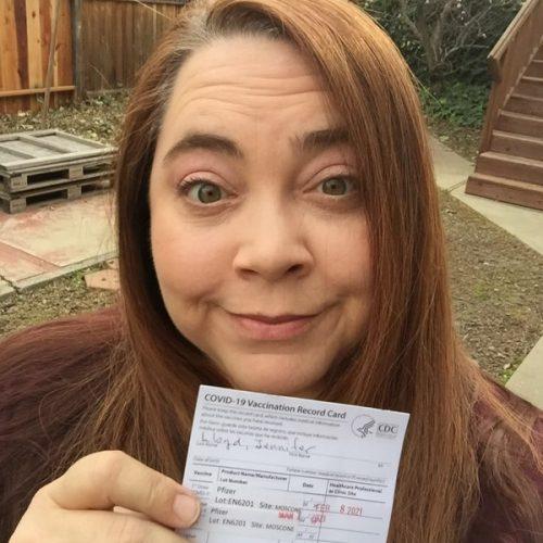 Jennifer Lloyd – Fully Vaccinated