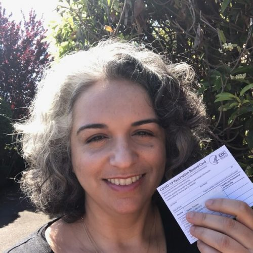 Sunny Rivero – Fully Vaccinated